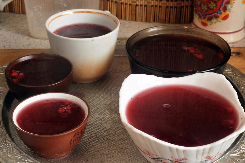 домашнее желе из ягод