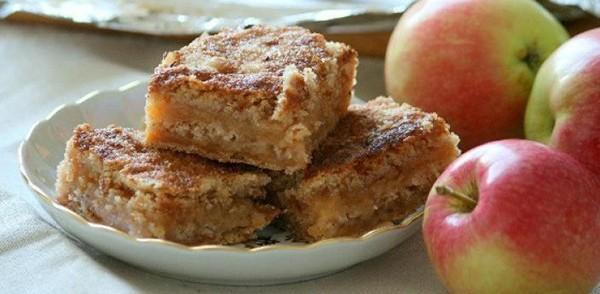 венгерский яблочный пирог рецепт