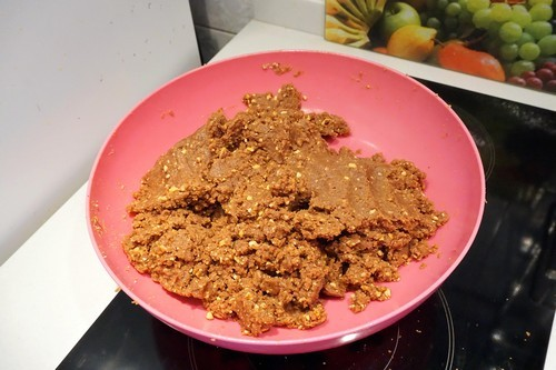 тесто для кокосового пирожного
