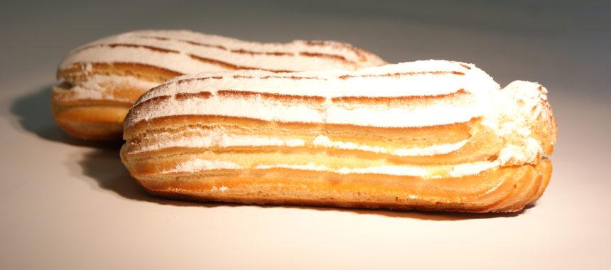 Пирожные из заварного теста