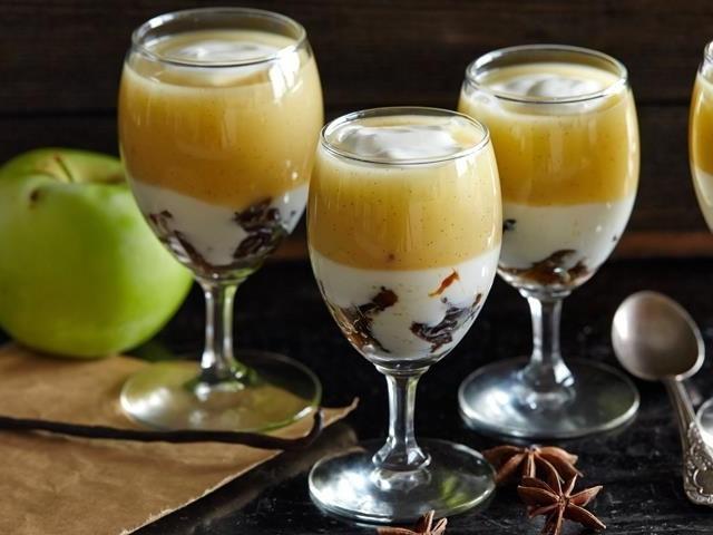 Десерт для взрослых — пьяный чернослив