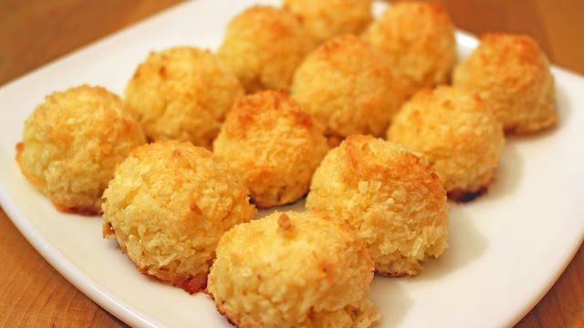Кокосовое печенье Бельгийское