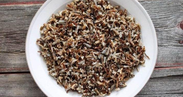 Польза дикого риса для здоровья